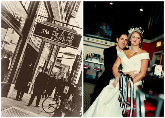 Retro Themed Wedding Venue...