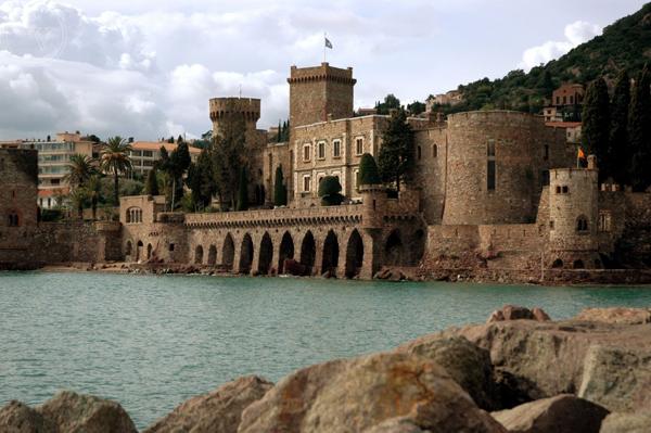 The Artist's Castle, France