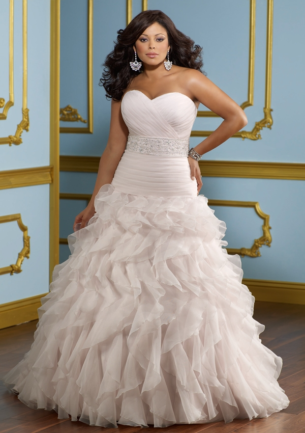 Super Plus Size Bridal Dresses – fashion dresses