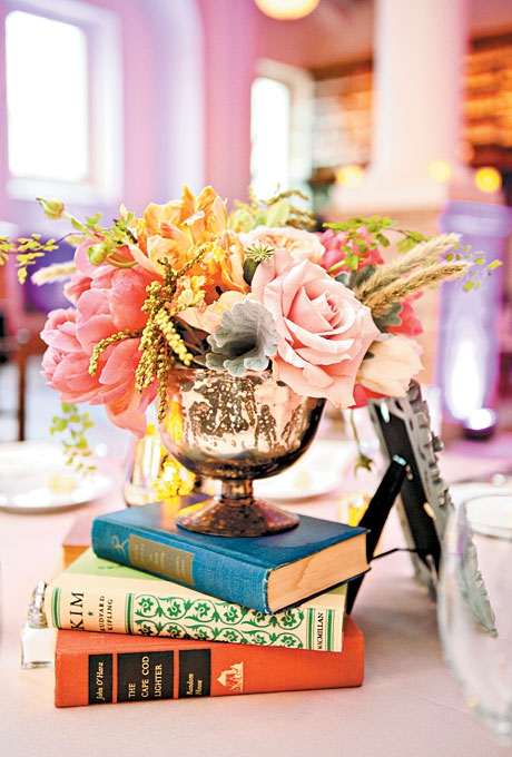 Creative and unusual wedding centerpiece ideas to try