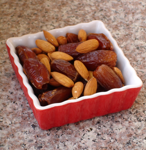 Dates and Almonds