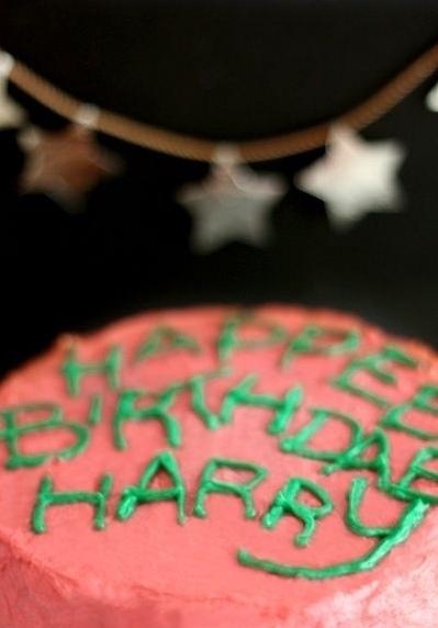 Happee Birthdae Cake