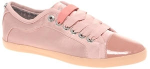 Ted Baker Raesa Satin Lace up Trainer