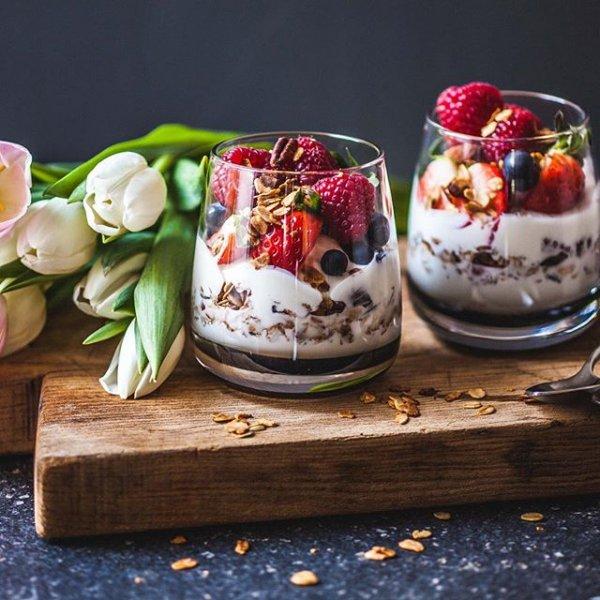 food, meal, breakfast, produce, dessert,