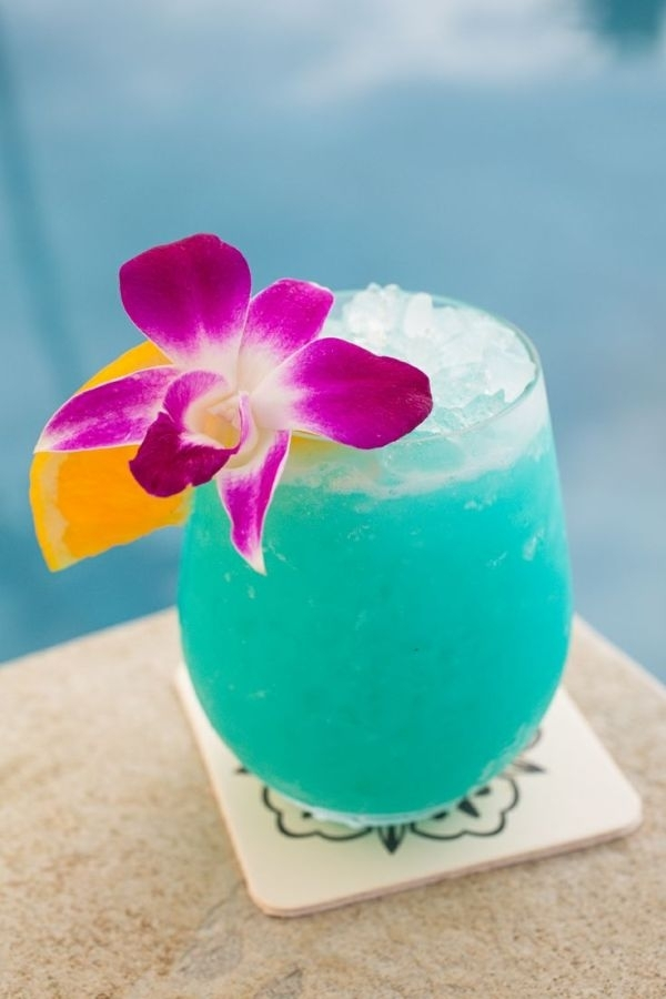 Coconut Rum Fruity Drinks