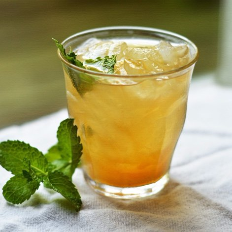 drink, food, plant, mint julep, produce,