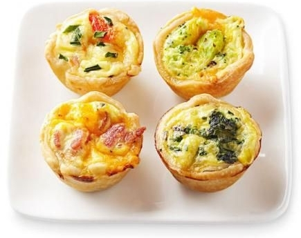 Mini Quiches - 29 Quiche Recipes for Your Next Brunch Party ...