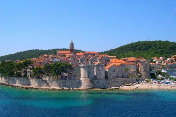 Badija Island, Croatia