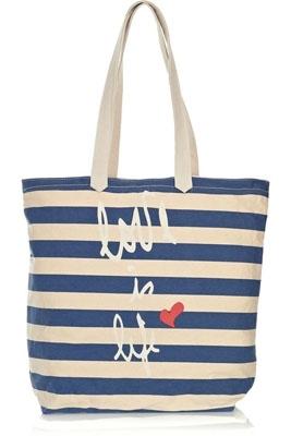 7 Cute Canvas Bags ... Fashion