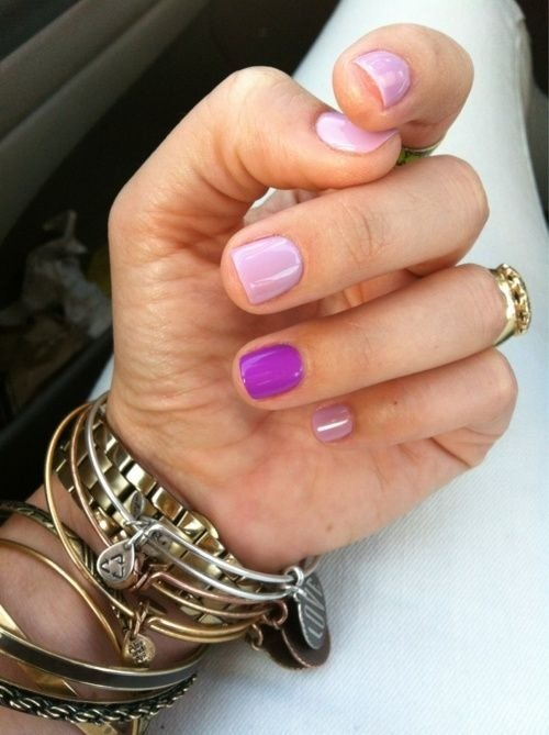 34 Dynamic Looks For Short Nails ... Nails