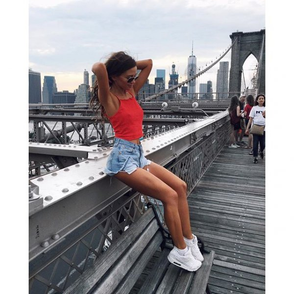 Brooklyn Bridge, photo shoot,