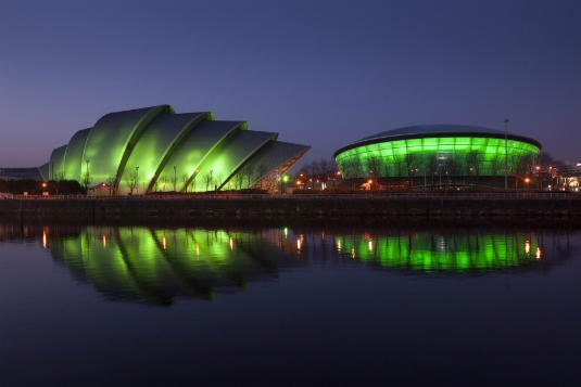 The Scottish Exhibition and Conference Centre and SSE Hydro, Scotland