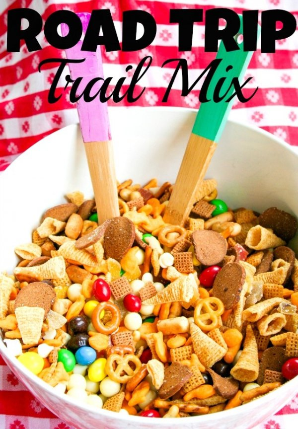 Road Trip Trail Mix