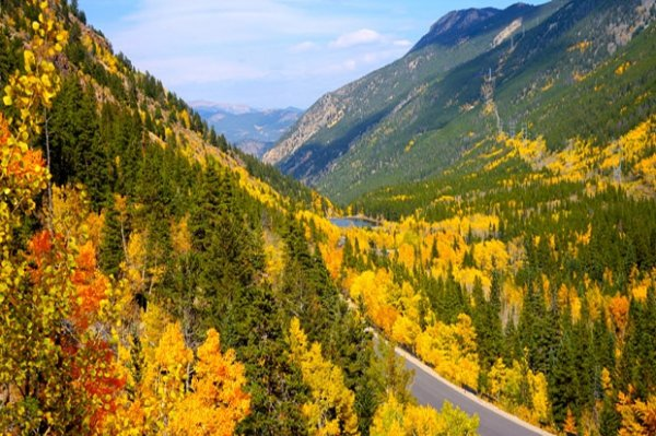 Colorados most jaw dropping spots for fall foliage one of the best places in colorado to see fall leaves is guanella pass just outside of georgetown you can access the road by driving through the town and sciox Choice Image