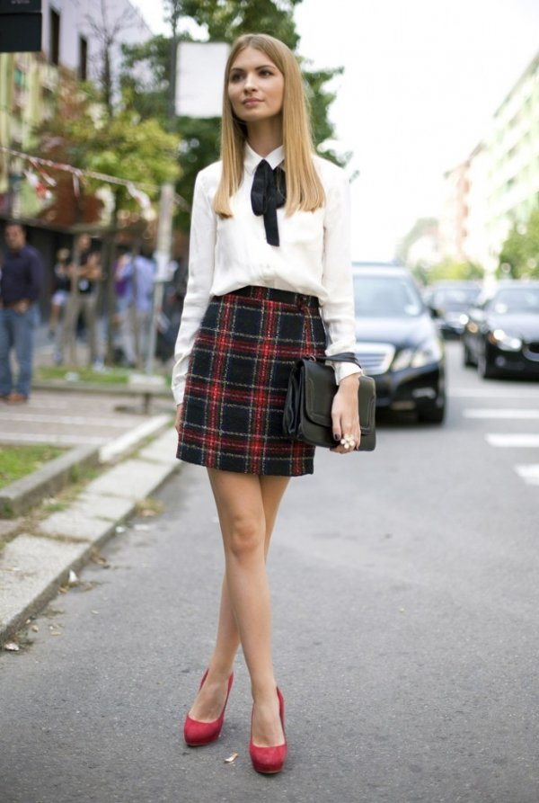 7 Styles To Try In High School Teen