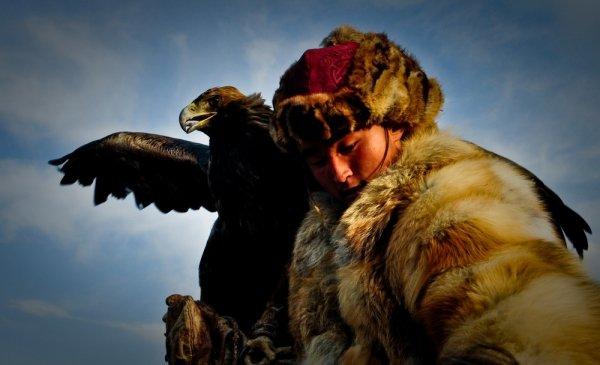 Attend the Golden Eagle Festival