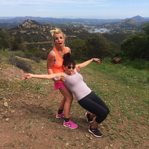 Britney Spears is Hilarious!