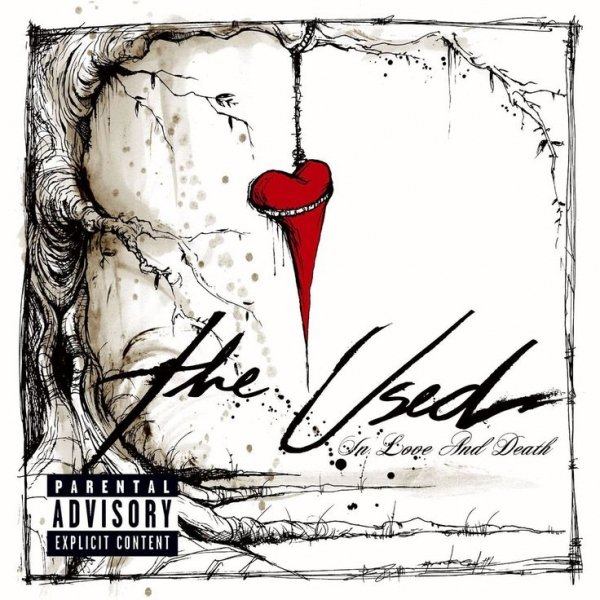 The Used – in Love and Death - 7 Album Covers Designed by ...