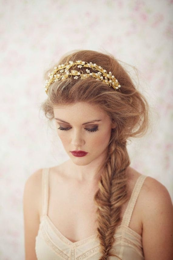 Hairstyles Easy awesome easy wedding hairstyles best photos 1 Braid With Headband