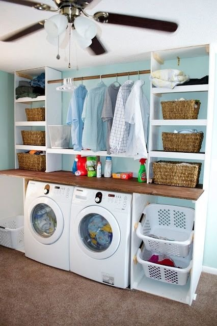 room,laundry,laundry room,home,shelf,