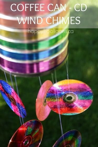 Wind Chime 35 Ways To Recycle Old Cds Diy