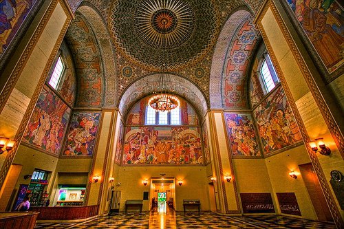 Los Angeles Central Library, USA