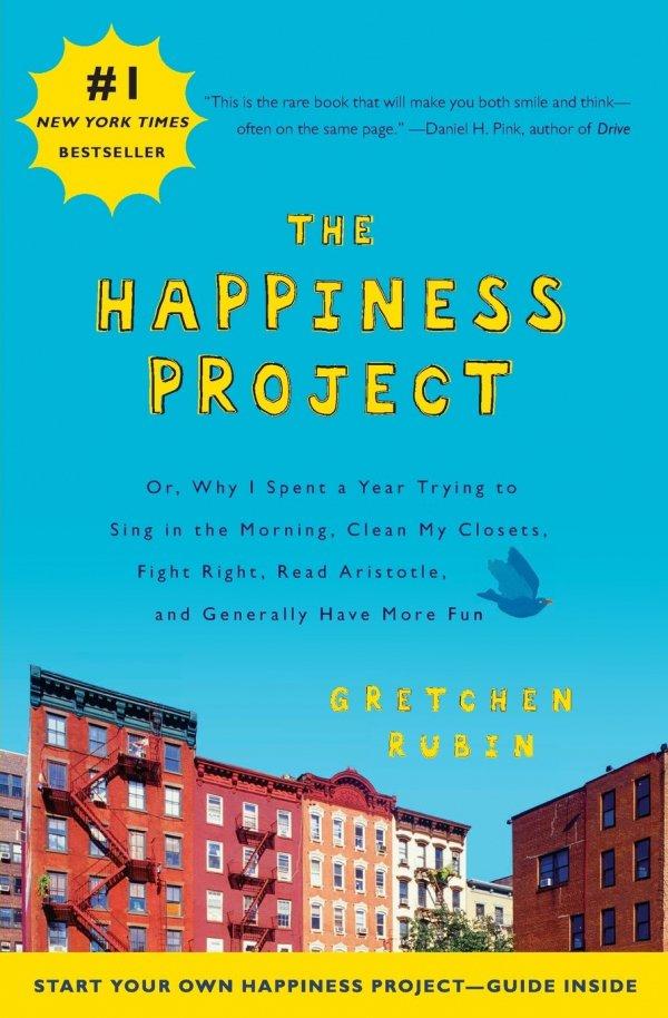 gretchen rubin happiness project
