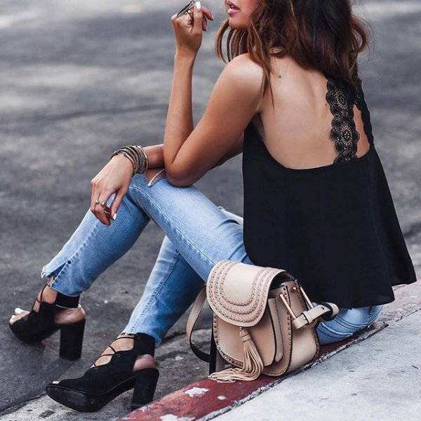 footwear, clothing, human positions, leg, lady,