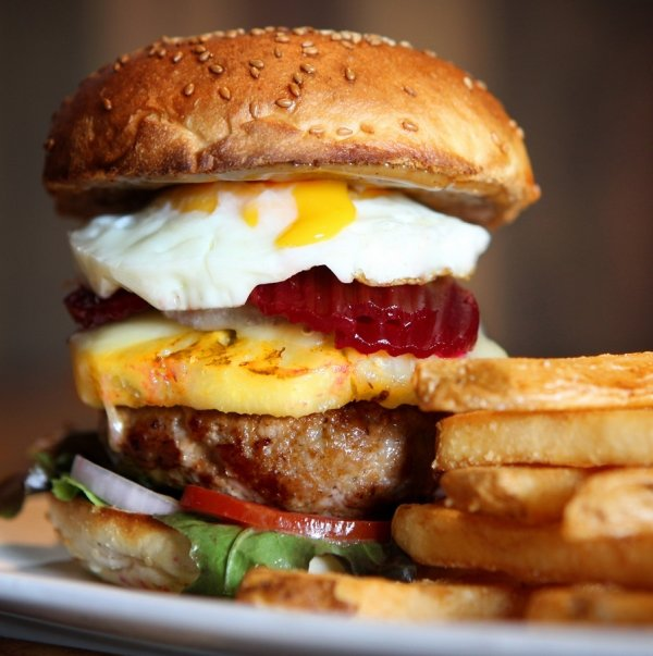 Aussie Burger - 7 Mouthwatering Burger Recipes You Won't Be Able…