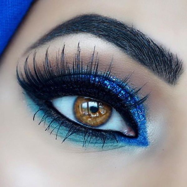 color, blue, electric blue, eye, eyebrow,