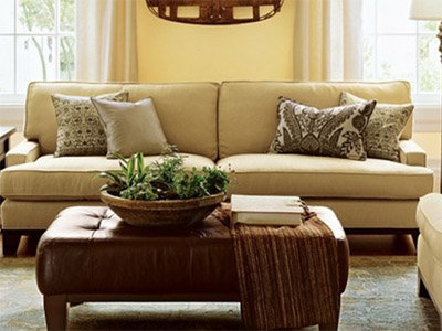SEABURY SLEEPER SOFA - 7 Most Fabulous Pottery Barn Sofas