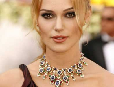 British Beauty - Keira Knightley