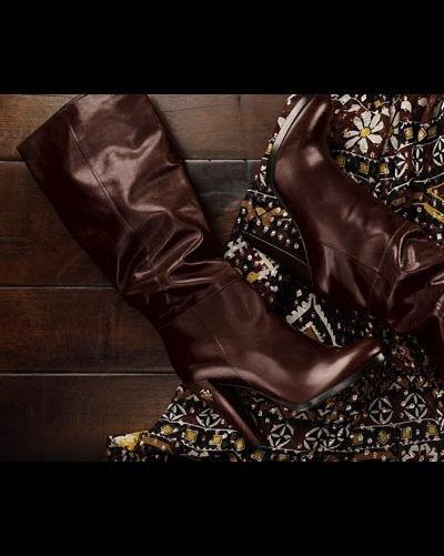 Ginevra High Heels Boots