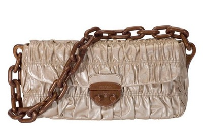 prada wallet on chain sale - 6. Prada Gaufre Embossed Nappa Leather Bag - Prada Handbags - Hot 16!\u2026