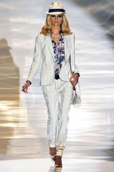 Gucci Spring 2009 from Milan Fashion Week Fashion
