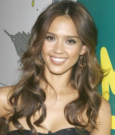 Jessica Alba Hair Color Pictures