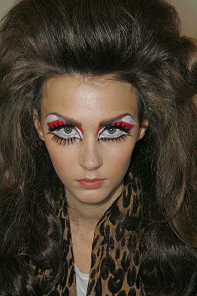 Best dior runway makeup for winter season pictures