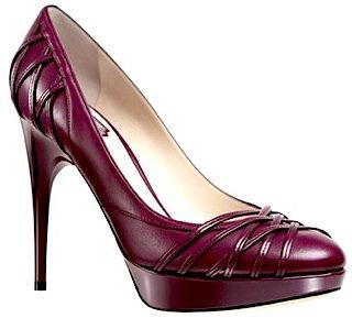 """Ruby """"Dior Karenina"""" Pump, 11 Cm"""
