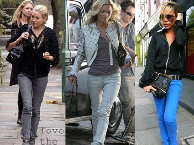 5. Skinny Jeans - 9 Hottest Fashion Trends for Winter 2010-2011 ...