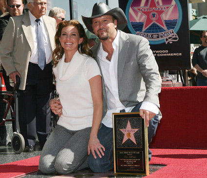 McGraw Was Young When He Found His Love For Music As Traveled Around With Trucker Stepfather Listening To Country Songs On The Radio That Sang