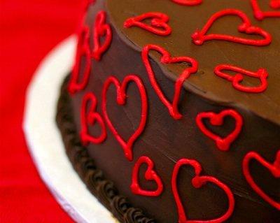 Heart Cake ...