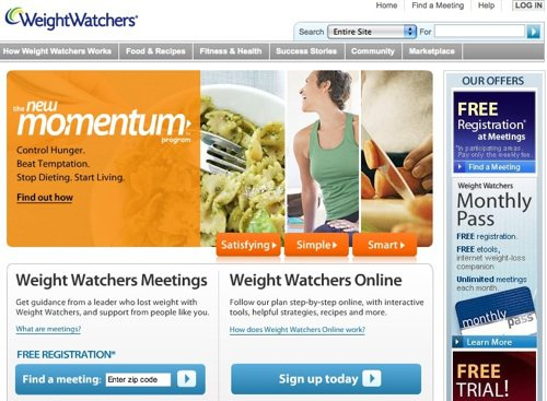 Weight Watchers ...