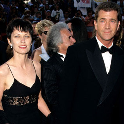 Mel Gibson- Robyn Moore ...