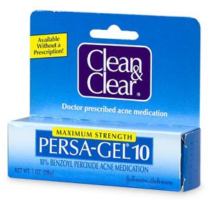 Persa-Gel 10, Maximum Strength by Clean & Clear ...