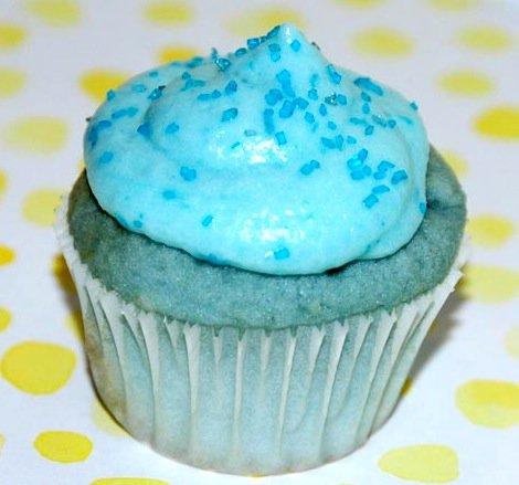 Blue Food, Anyone?