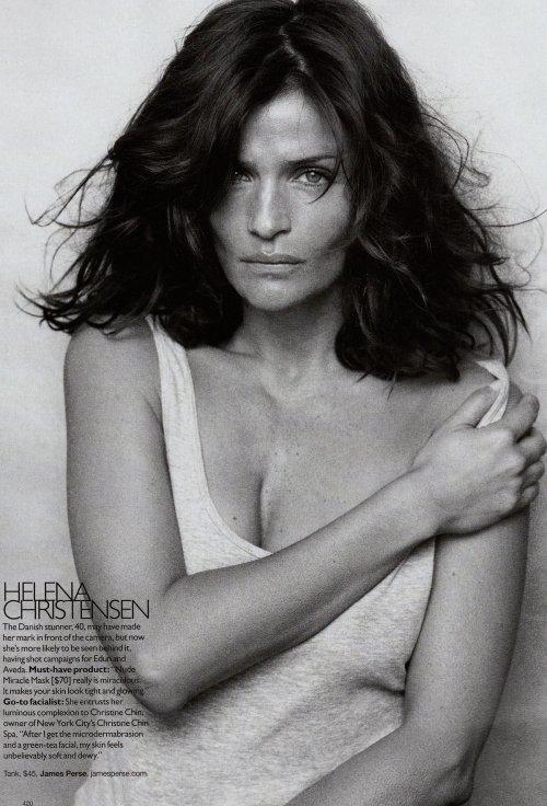Helena Christensen - $40 Y.o. ...