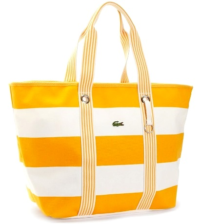 11. Lacoste Summer Holiday Beach Bag ... - 12 Most Fab Bags under…