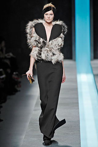 designer for fendi dyns  Fendi Short Extra Fine Fur Coat