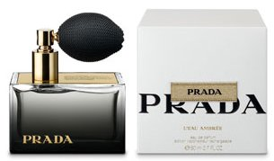 New Prada Perfume - L'eau Ambree