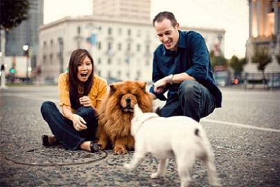 Puppy Love...